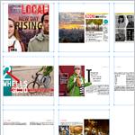 Mehrere Seiten eines PDFs als Kontaktabzug in InDesign platzieren
