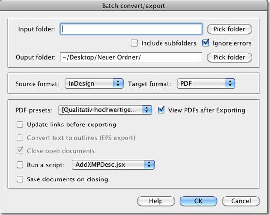 PDF to Adobe InDesign 2020 tool, Edit PDF in InDesign 2020