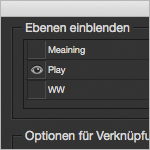 What's New – InDesign CC 2015.1 – Verbesserte Objektebenenoptionen