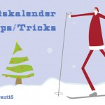 Adventskalender 2015 – 24 InDesign Tipps/Tricks