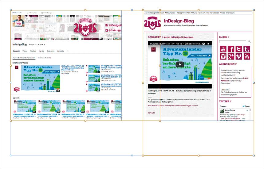 Screenshot – Bildinhalt auswahl