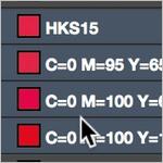 Quick-Tipp – Farbfelder zusammenführen in InDesign
