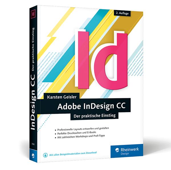 """Screenshot – Buch """"Adobe inDesign CC – Der praktische Einstieg"""""""