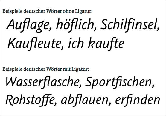 """Screenshot – Beitrag """"Tipps zum Ligaturensatz in InDesign"""" auf Typografie.info"""