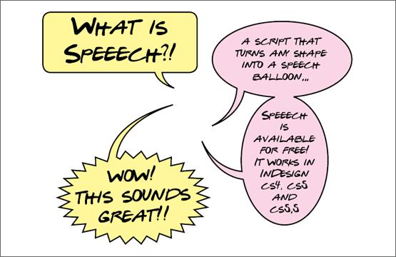 Screenshot – Speech ballons