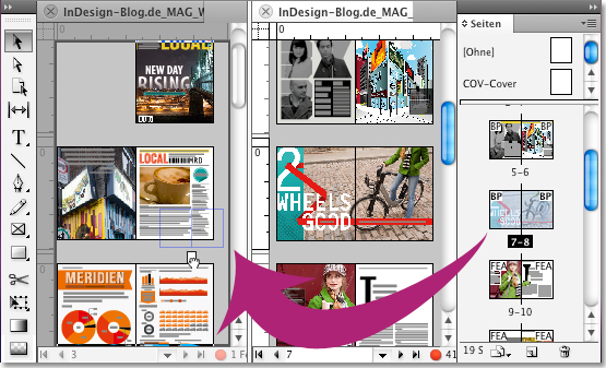 how to compress indesign pdf