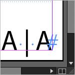 Automatische Seitenzahl aber nur auf einer Dokumentseite in InDesign