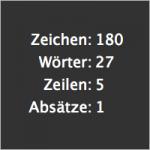 woerter_zaehlen