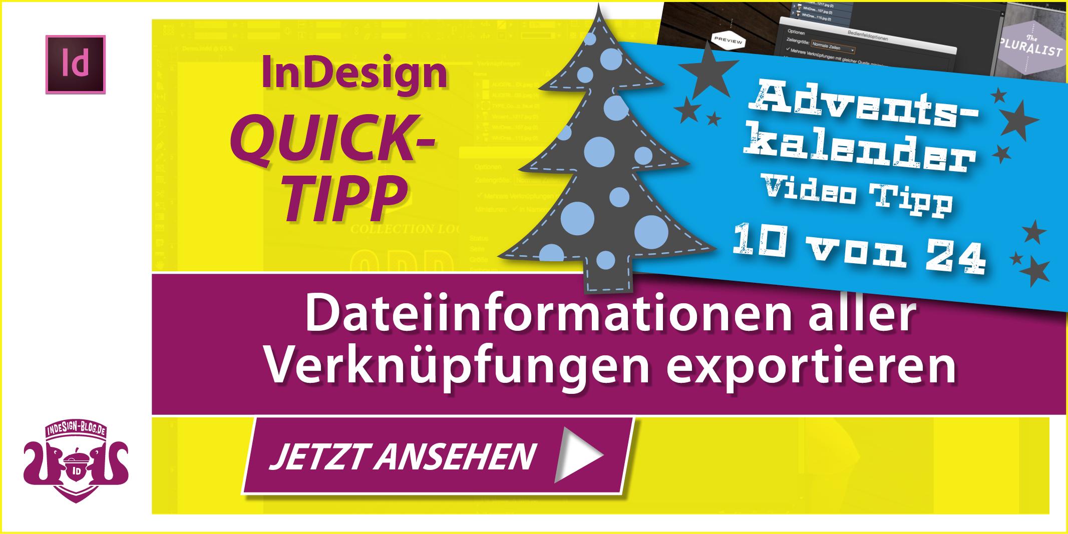 Tumbnail Quicktipp Dateiinformationen Exportieren
